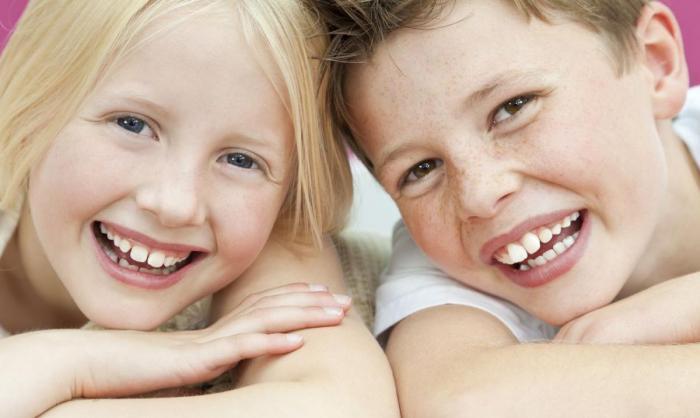 ровные зубы у детей